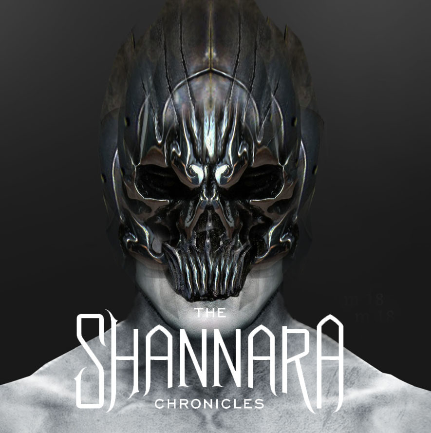 SHANNARA CHRONICLES S02 : WRAITH  MASK
