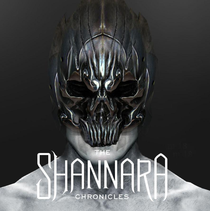 SHANNARA CHRONICLES S02 : WRAITH  MASK