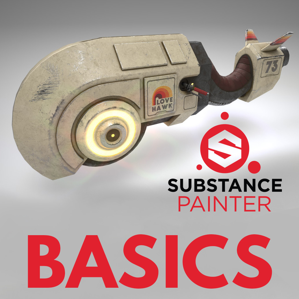 Substance Painter Tutorial