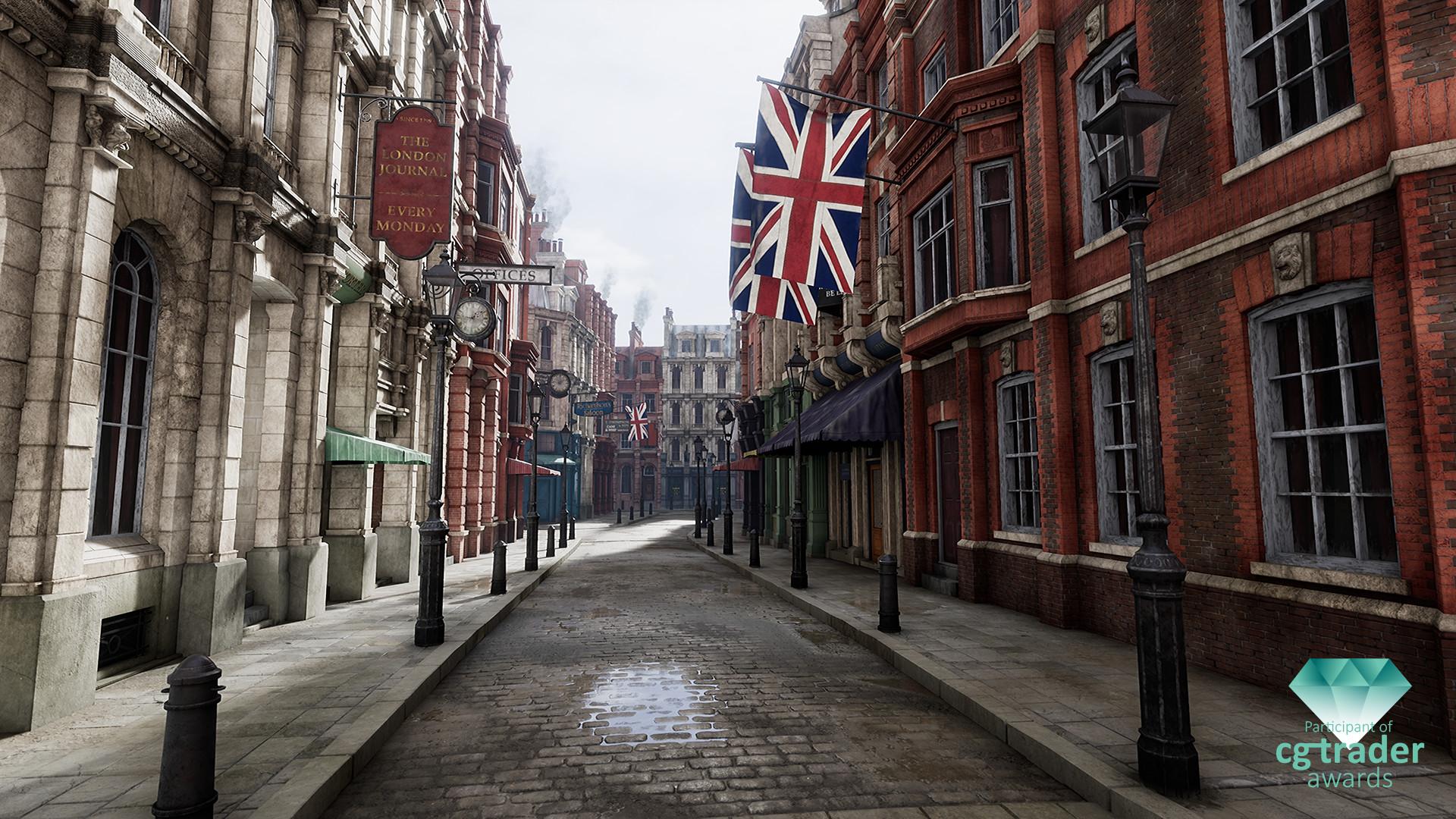 Victorian Street