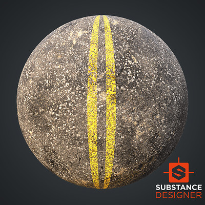Procedural Asphalt