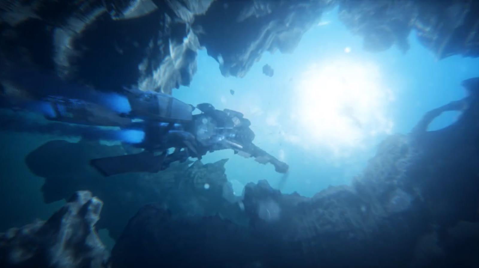 Raiders of the Deep