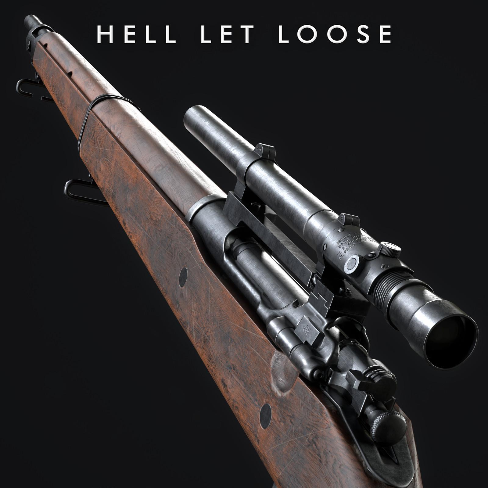 M1903A4 Springfield