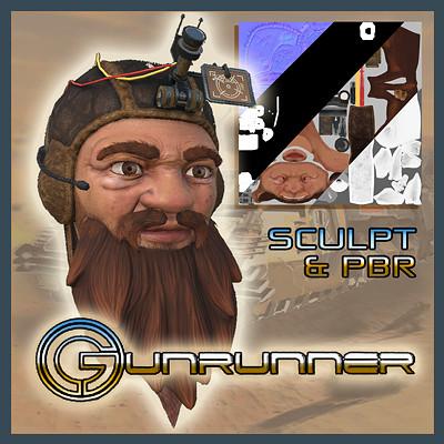 Jeanne price gunrunner mechanic