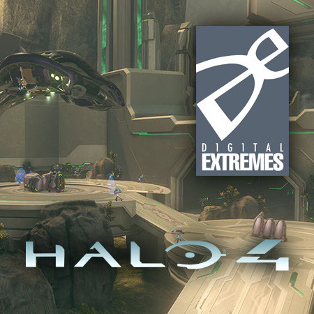Halo 4 - environment artist