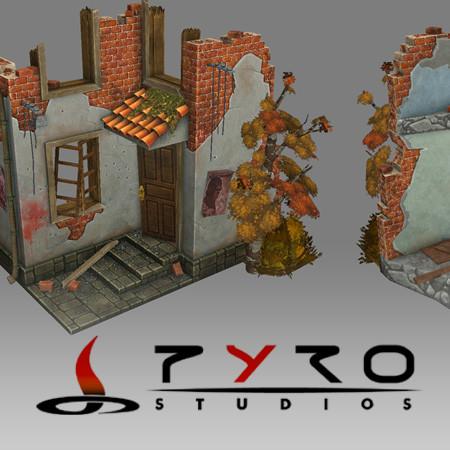 Pyro Studio