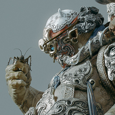 Zhelong xu detail004