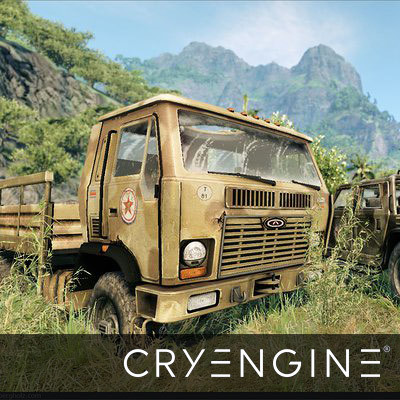 Vehicles Crysis 1 for Consoles