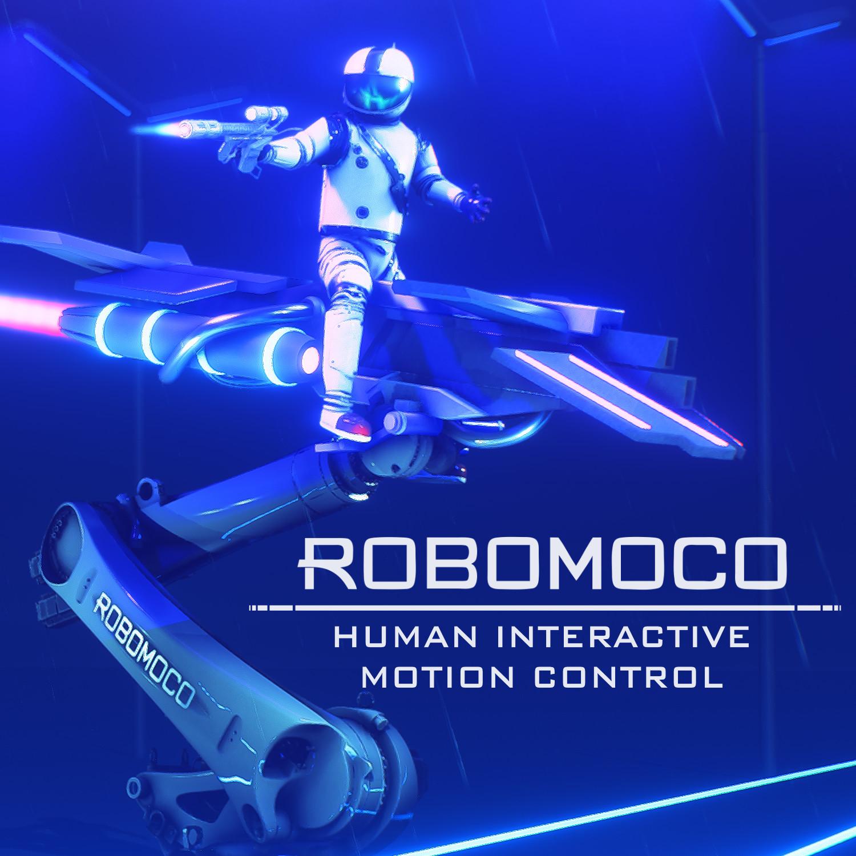 RoboMoco Hover-bike