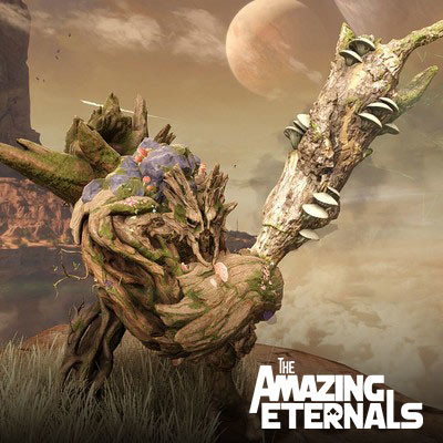 Wood Club - The Amazing Eternals
