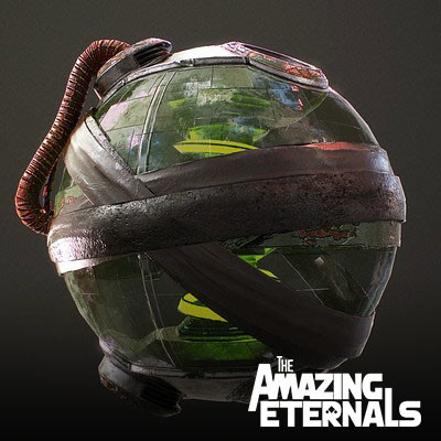 Revenant Grenades - The Amazing Eternals