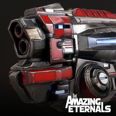 Heater V1 - The Amazing Eternals