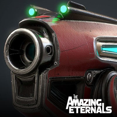 Heater V2 - The Amazing Eternals