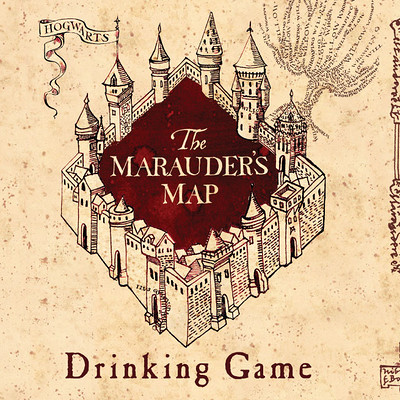 marauders map drinking game rob tomlinson pro