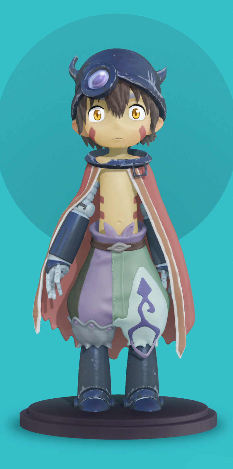 Reg | Made in Abyss