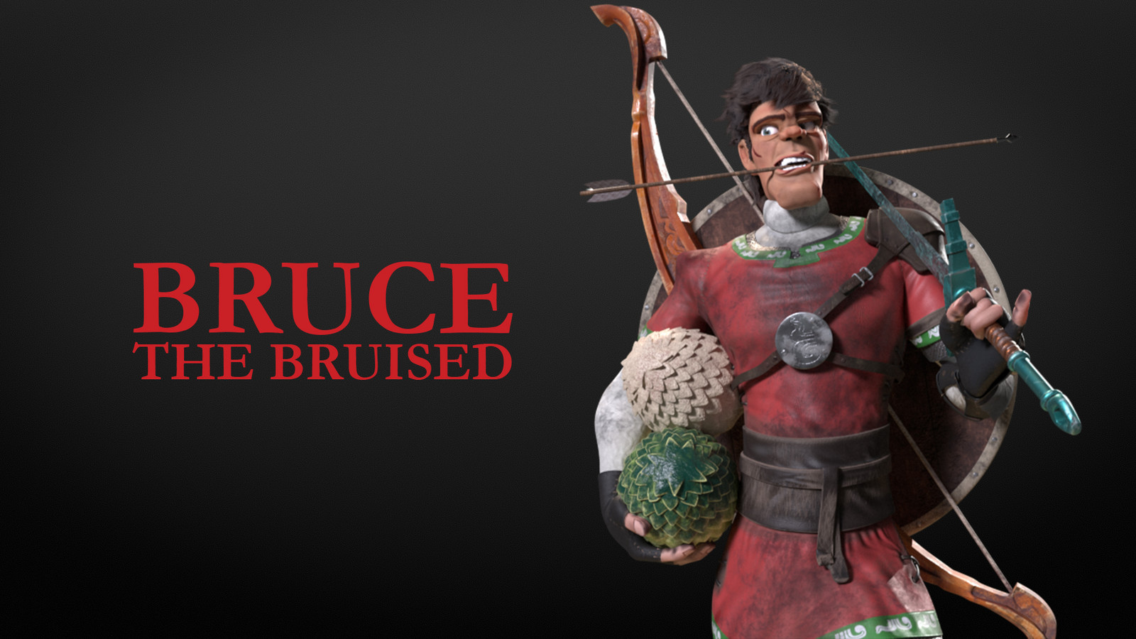 Bruce the Bruised