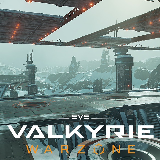 EVE: Valkyrie - Warzone (Solitude Map)