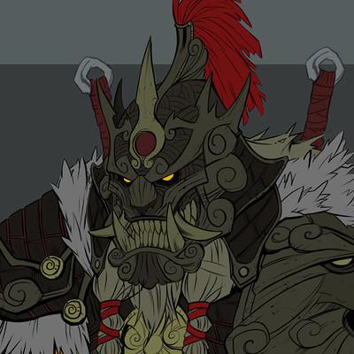 Damian grx armadura 02