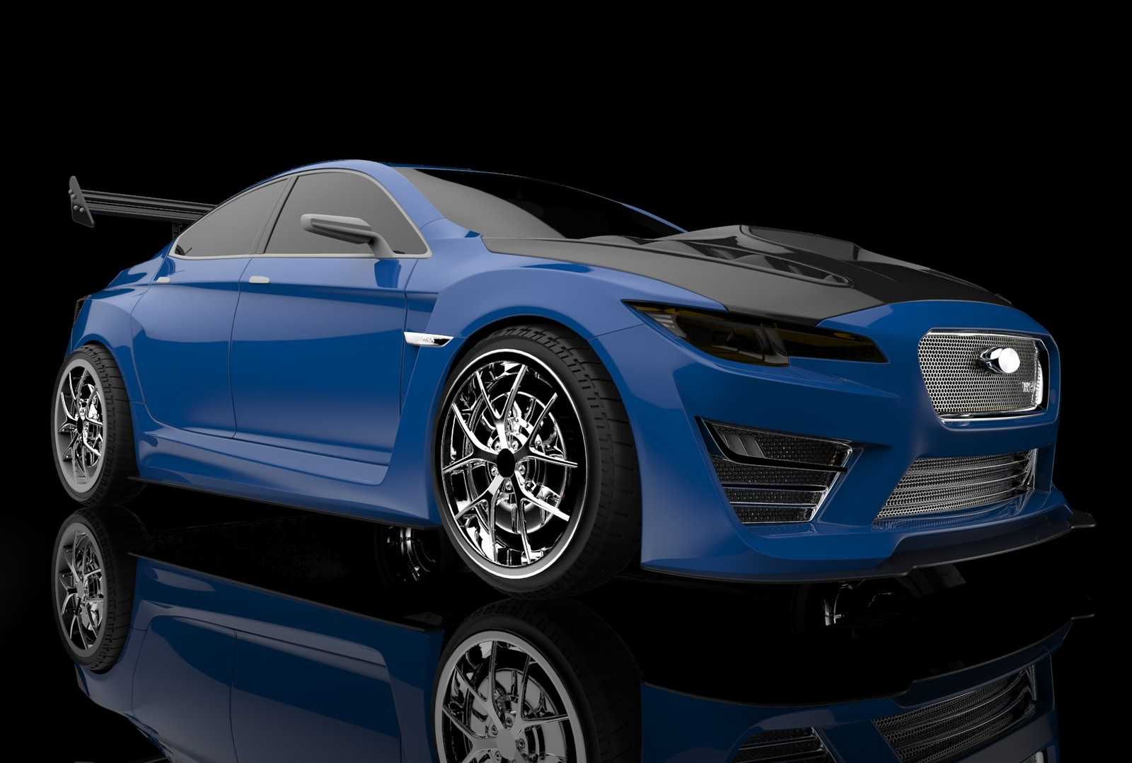 Subaru WRX Mod