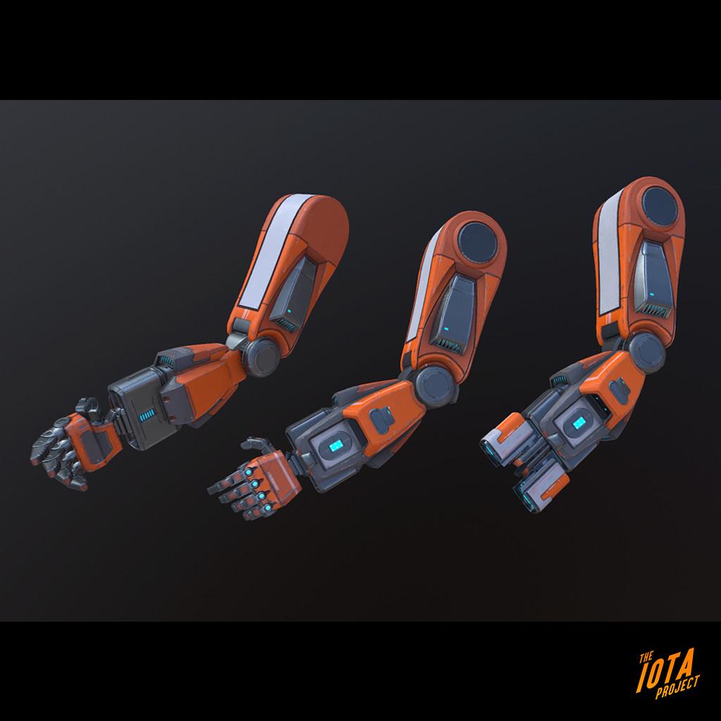 The iOTA Project - iOTA ARMS