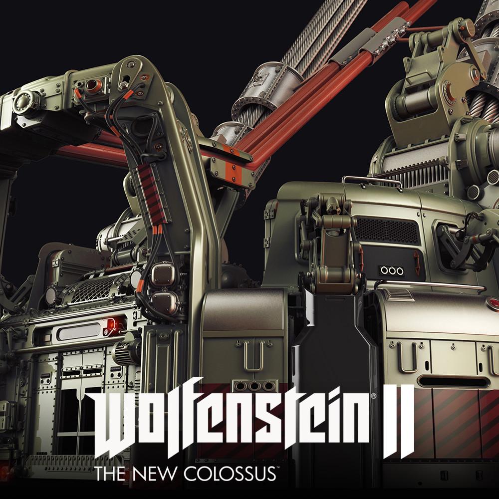 Wolfenstein 2: MasterClamp