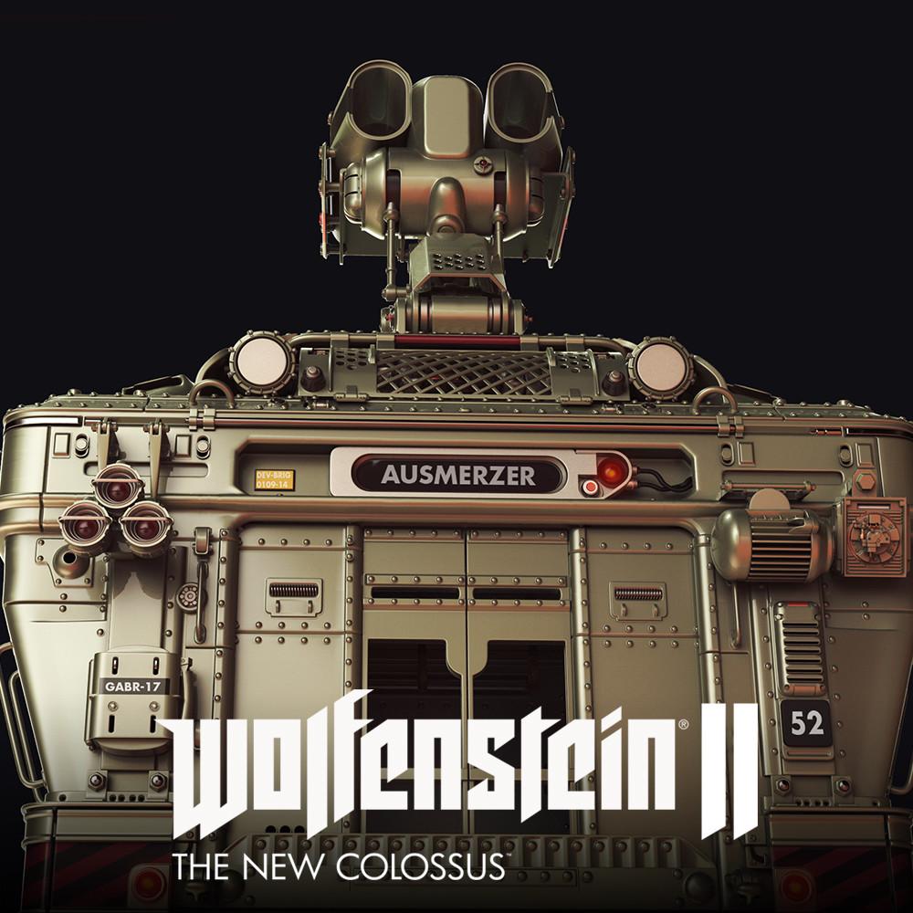 Wolfenstein 2: Magnetic Elevator