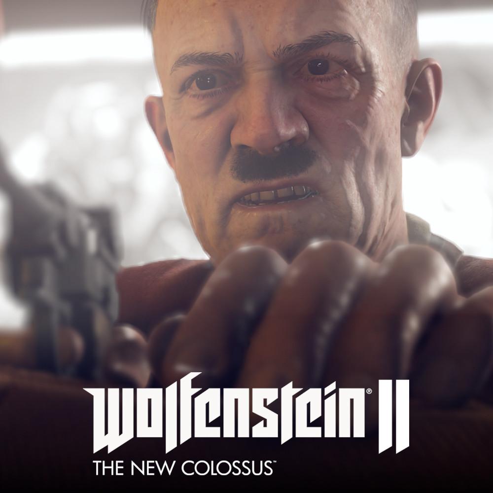 Wolfenstein II - Adolf Hitler (1961)
