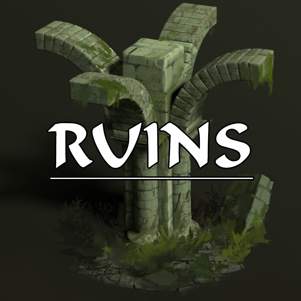 Skyblivion - Fort ruins