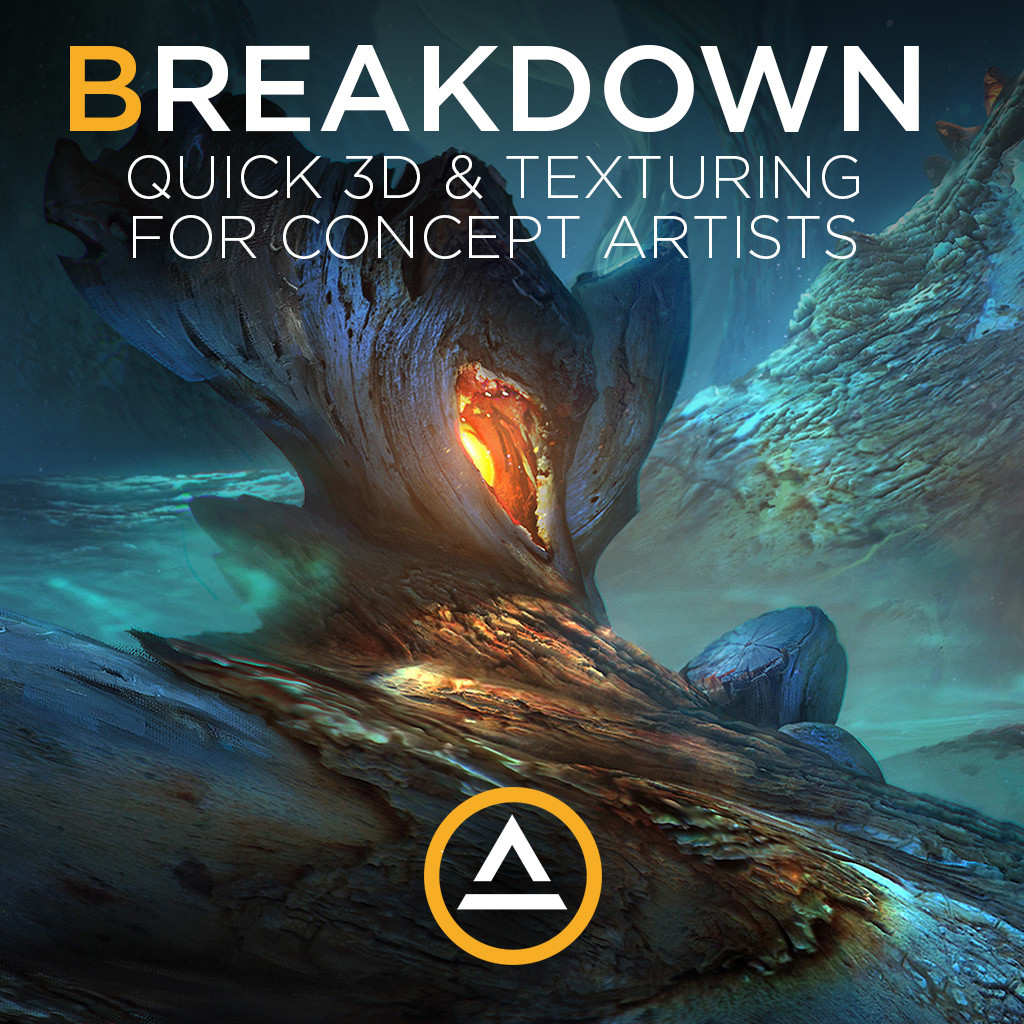 Quick 3D & Texturing for Concept Artists