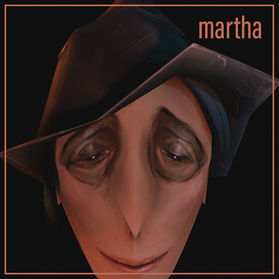 This is Martha - Human's Syndrome