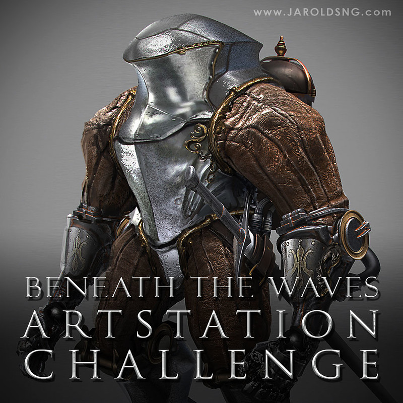 Beneath the Waves Challenge: Ark of the Covenant