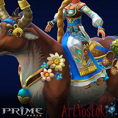 Artvostok studio nival cow tumbn