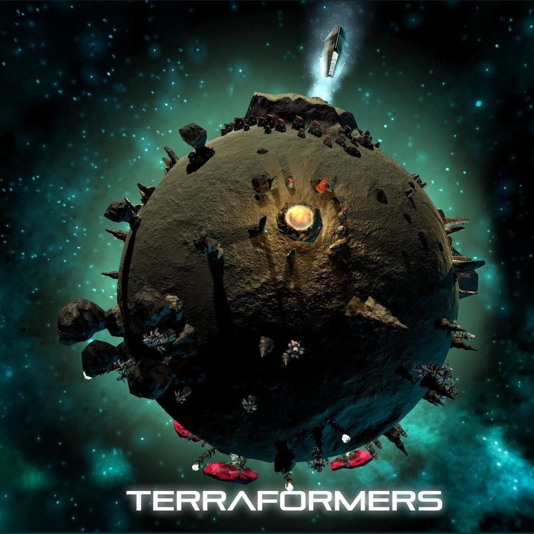 Terraformers: Space Command