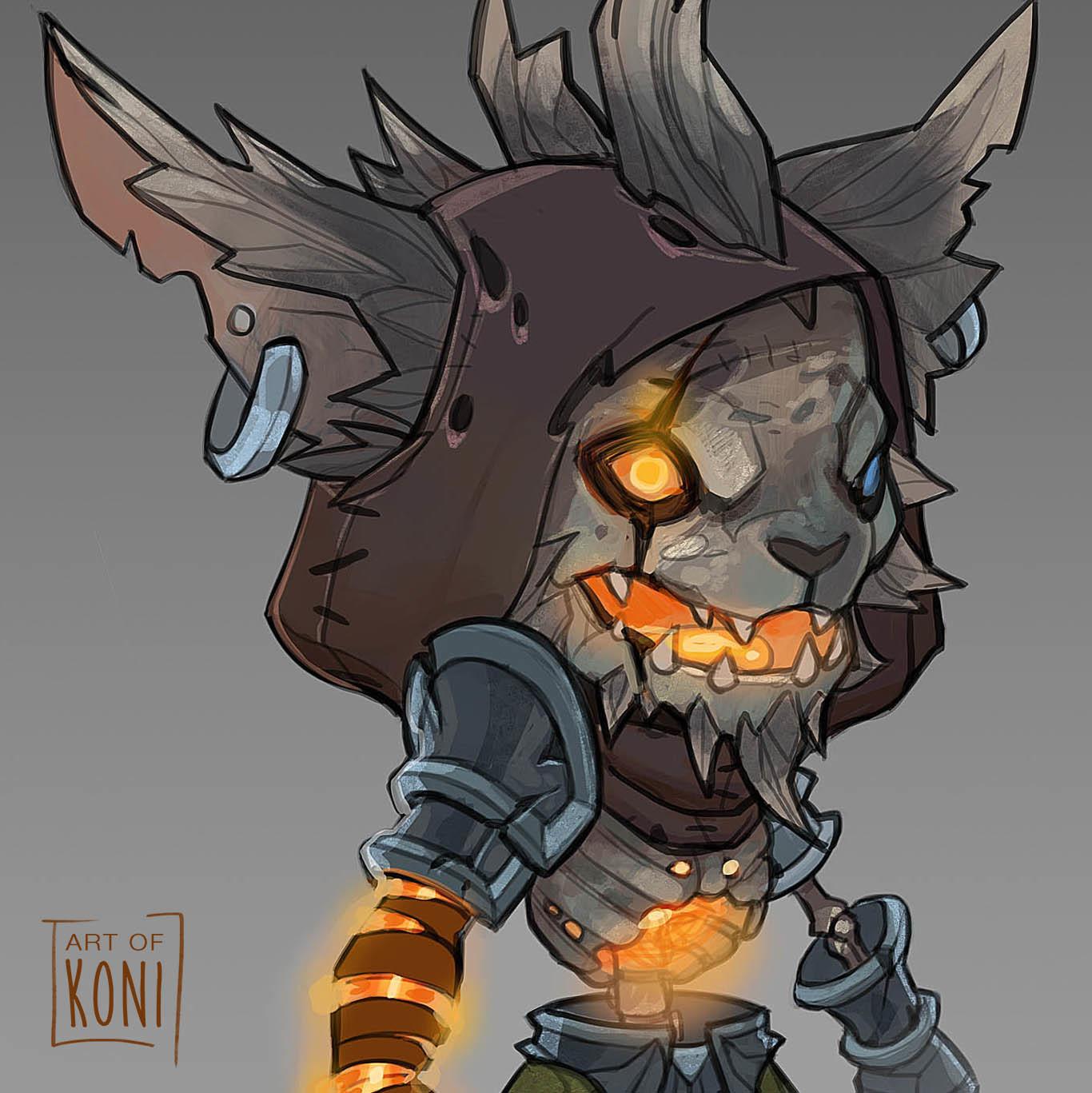 Kled, Soul Eater - Concept