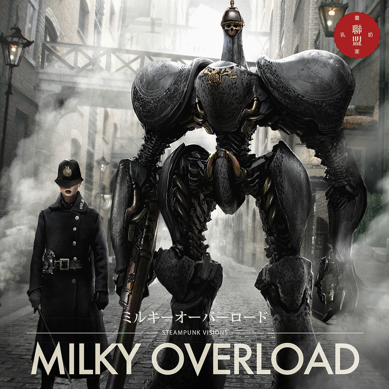 MILKY OVERDRIVE : Her Majesty's Constabulary