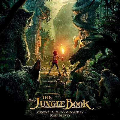 Laury guintrand the jungle book soundtrack