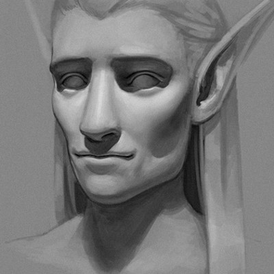 Joyceline furniss elf heads1
