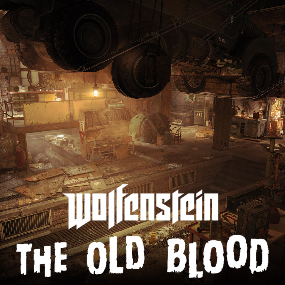 THE OLD BLOOD – CHAPTER 06 GARAGE