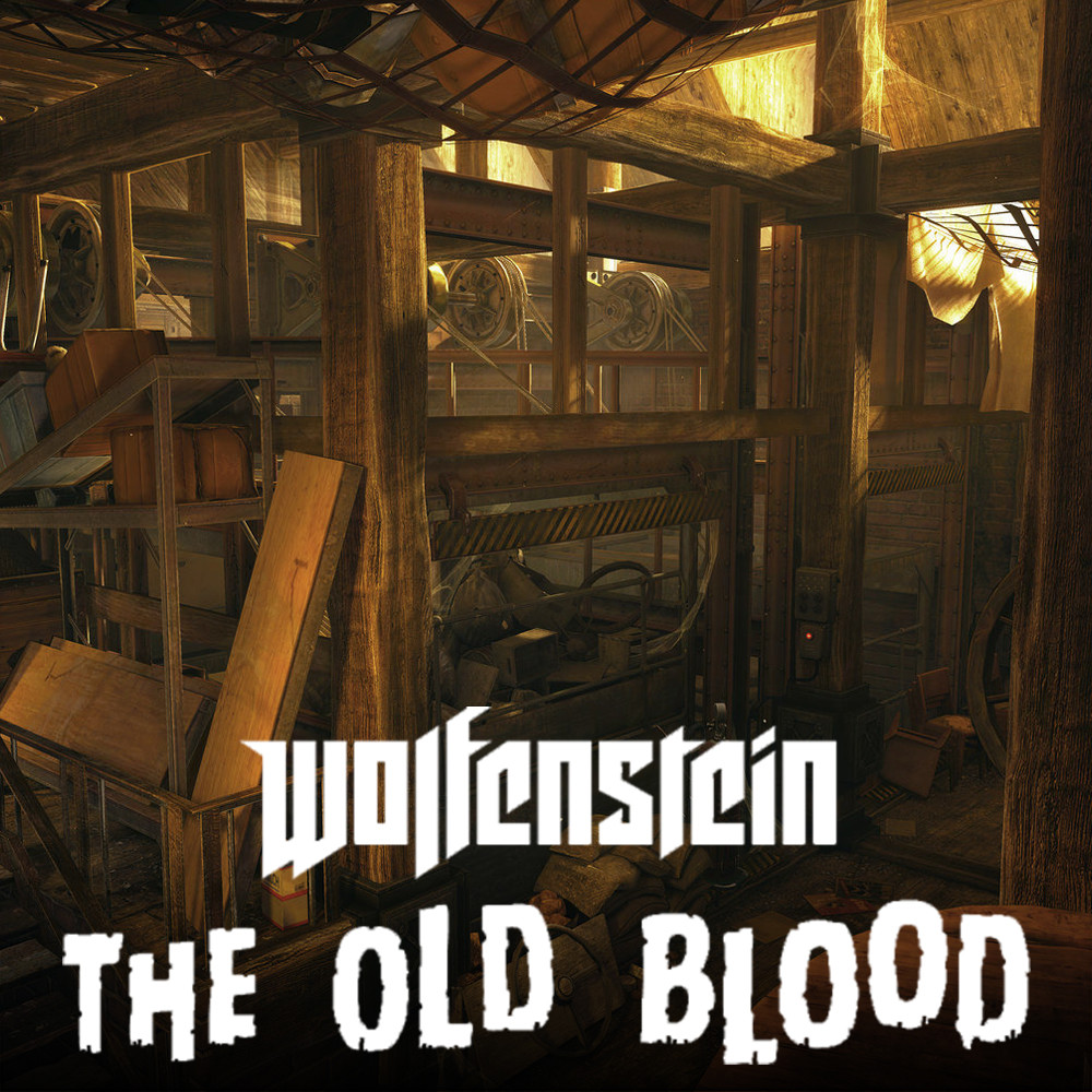 THE OLD BLOOD – CHAPTER 05 ABANDONED WAREHOUSE