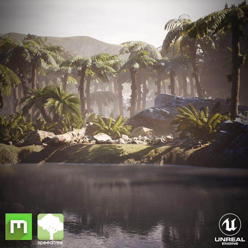 Environments: Prehistoric Habitat
