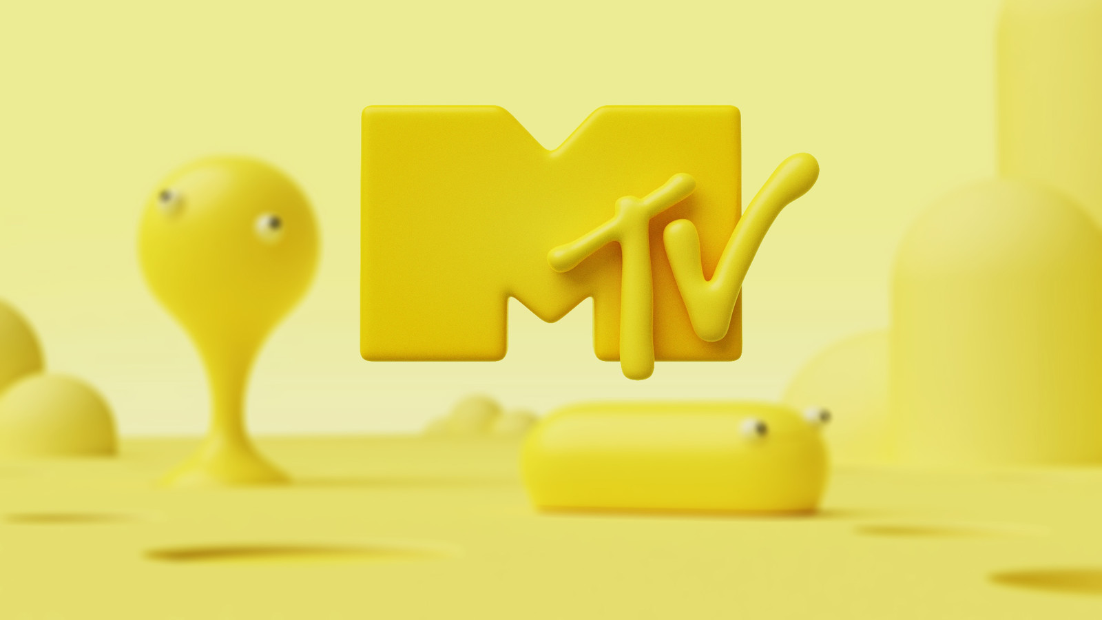 MTV Ident - Happy