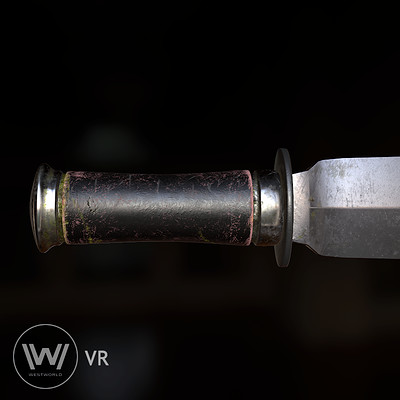 Sherif habashi dagger artstation thumbnail