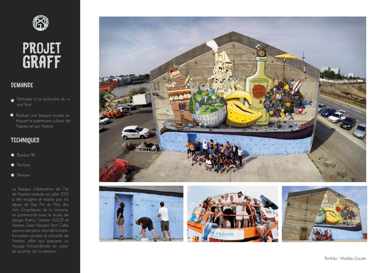 Bombe 94 intérieur artstation - portfolio graphisme, matilda gaudin