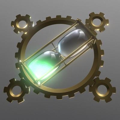 Dennis haupt hourglass clockwork animation 6