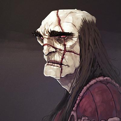 Chema samaniego scar avatar