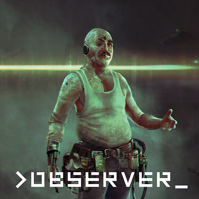 Mateusz lenart observer characters lenart janus icon