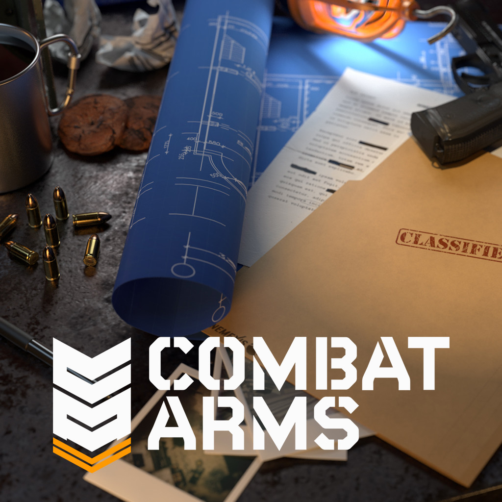 Combat Arms Illustration 2