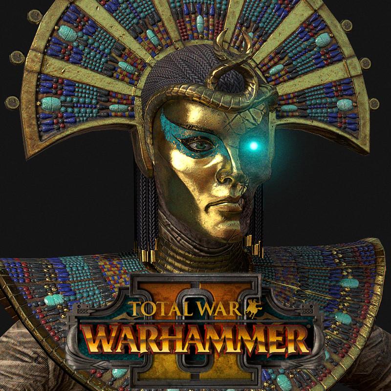 Total War: Warhammer 2 - Tomb Kings DLC: Khalida