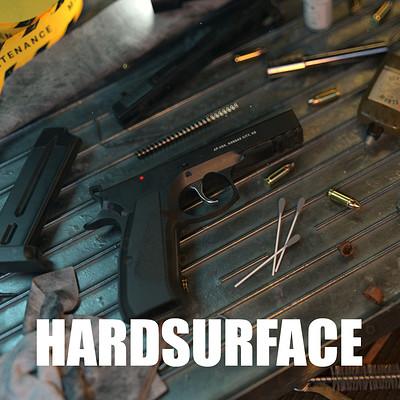 Dawid cencora hardsurface