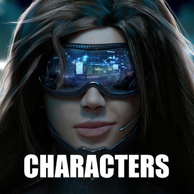 Dawid cencora characters